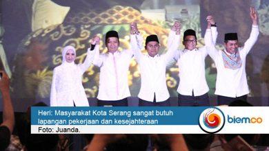 Debat Pilkada Kota Serang