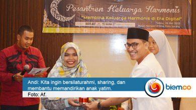 Photo of Yatim Mandiri Banten Kaji Keluarga Harmonis bersama Donatur