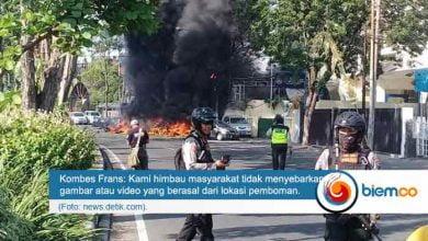 Photo of Korban Bom di Surabaya Terus Bertambah: 9 Tewas, 40 Luka-Luka