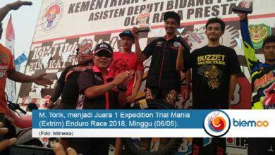 Photo of Hebat! Mahasiswa Banten Sabet Juara 1 Enduro Race 2018