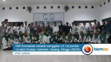 HMI Komisariat Ushada