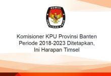 KPU Provinsi Banten