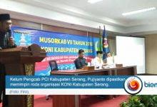 Pujiyanto Koni Kabupaten Serang