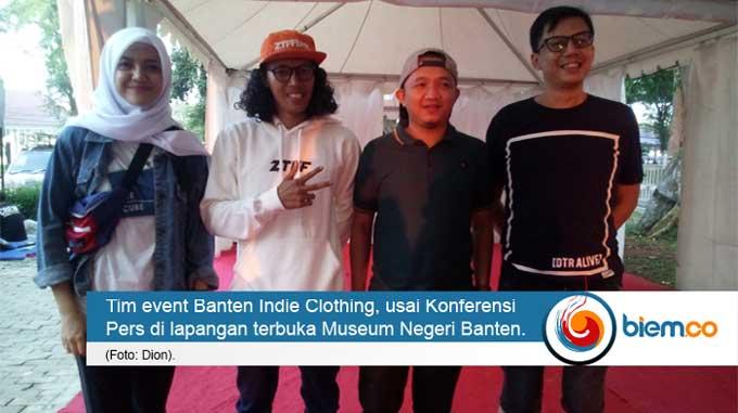 Banten Indie Clothing