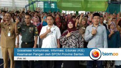 Photo of Tips Keamanan Pangan ala BPOM Provinsi Banten