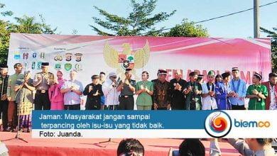 Photo of Deklarasi Damai dari Banten untuk Indonesia