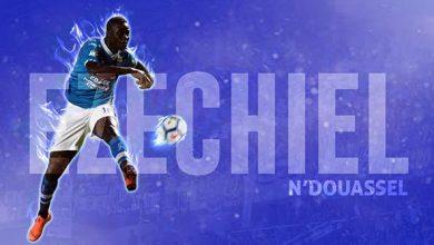 Photo of Ezechiel N'Douassel Puncaki Daftar Top Scorer Sementara Liga 1
