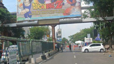 Photo of Seluruh JPO di Kota Serang Rusak, Warga: Pemerintah Tidak Peka