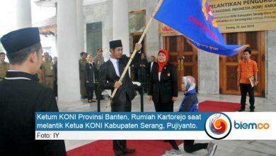 KONI Kabupaten Serang