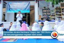 Komunitas Jawara Membaca Cilegon