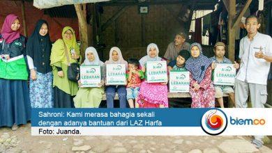 Photo of LAZ Harfa Bantu Wujudkan Harapan Penyandang Difabel
