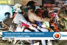 Photo of H-3 Lebaran, Jumlah Pemudik Pengguna Sepeda Motor Meningkat