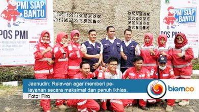 Photo of PMI Banten Pastikan Kesiagaan Relawan Pos Mudik