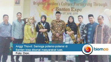 Photo of TBI UIN Banten Kenalkan Banten Lewat 'English Tourism'