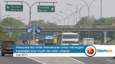 Photo of Mudik Lebaran 2018, Astra Tol Tangerang – Merak Siapkan Rekayasa Lalu Lintas