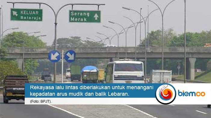 Astra Tol Tangerang - Merak