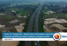 Photo of Lebih dari Dua Juta Kendaraan Diprediksi Akan Lintasi Tol Tangerang – Merak