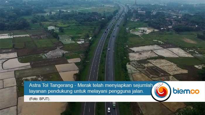 Astra Tol Tangerang- Merak