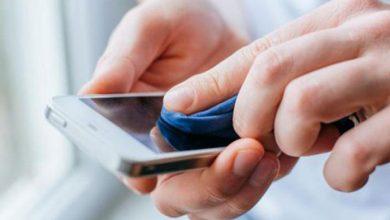 bakteri pada ponsel