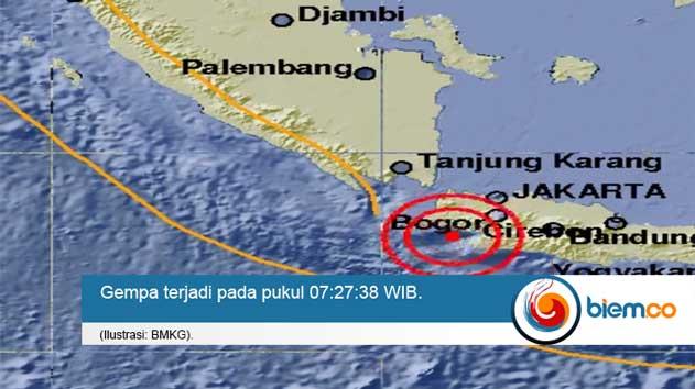 Gempa Lebak