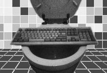keyboard dan closet