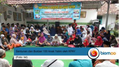 Photo of Komunitas Peduli Anak Yatim (KPAY) Banten Santuni 100 Anak Yatim