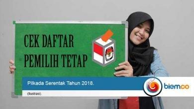 Photo of Pilkada 2018 Semakin Dekat, Sudahkah Terdaftar sebagai Pemilih? Begini Cara Ceknya