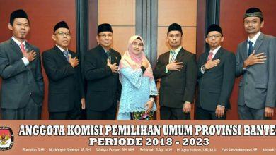 Photo of Pendaftaran Calon Anggota DPD RI Ditutup, KPU Banten Telah Kantongi Nama-Nama Balon DPD RI