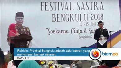 Photo of Kemeriahan Festival Sastra Bengkulu 2018 Merekam Semangat Soekarno