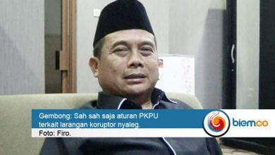 Photo of Dewan Berbeda Tanggapan Soal Koruptor Nyaleg