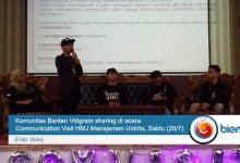 Photo of HMJ Manajemen Untirta Selipkan Industri Kreatif dalam Ilmu Manajemen