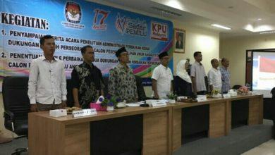 Photo of KPU Banten Kembali Lakukan Verifikasi Faktual Dukungan Anggota DPD
