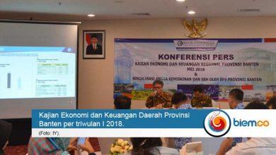 Photo of BI Sebut Pertumbuhan Ekonomi di Banten Alami Peningkatan