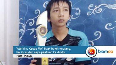 Photo of Kasus Rofi Penyandang Difabel Asal Lebak Dapat Perhatian Gubernur