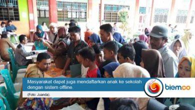Photo of 10 Ribu Kuota Disiapkan untuk SD dan SMP, Disdik Batanghari Minta Warga Tak Khawatir