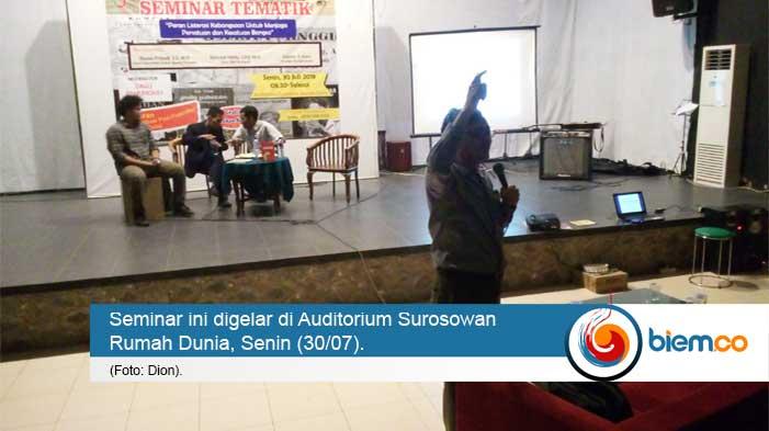 seminar tematik