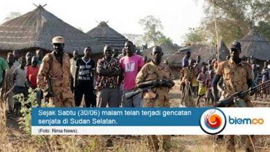 Photo of Konflik Sudan Selatan Kembali Memanas