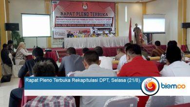 Photo of KPU Tetapkan Daftar Pemilih Tetap Pemilu 2019