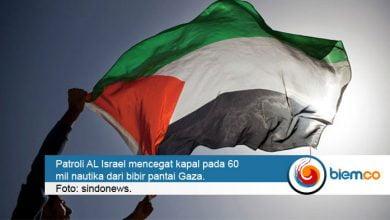 Photo of 2 Kapal Berisi Bantuan untuk Gaza Dicegat Patroli AL Israel
