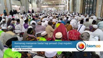 Photo of Sebanyak 448 Kloter Mendarat, 57 Jemaah Haji Wafat, Ini Daftar Namanya