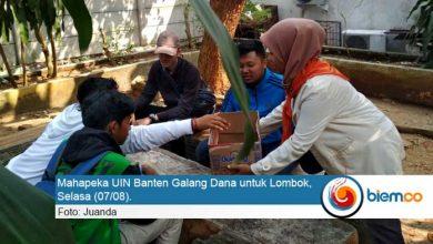 Mahapeka UIN Banten