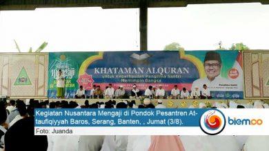 Photo of Dukung Cak Imin Jadi Wapres, Ratusan Santri dan Puluhan Kyai Ikuti Doa Bersama