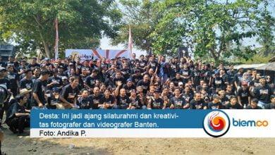 Photo of 5th Family Gathering Paguyuban Foto Video Banten Berlangsung Meriah