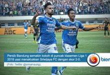 Photo of Persib Bandung Makin Kokoh di Puncak Klasemen Liga 1 Usai Taklukkan Sriwijaya FC