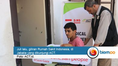 Photo of Uluran Tangan Masyarakat Indonesia Peduli Penyandang Disabilitas Gaza