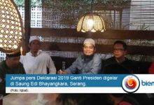 deklarasi 2019 ganti presiden