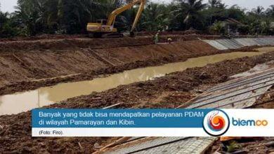 Photo of Perbaikan Irigasi Hambat Suplai Air PDAM