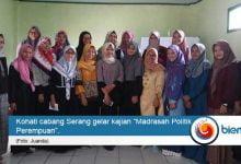Photo of Kohati Cabang Serang Kupas Peran Perempuan dalam Politik