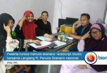 Photo of Langlang R Targetkan Peserta Kursus Menulis Skenario TeraScript Tembus TV Nasional
