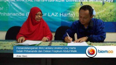 Photo of Fisipkum Unsera dan LAZ Harfa Tandatangani MoU Kerjasama Pemberdayaan Masyarakat